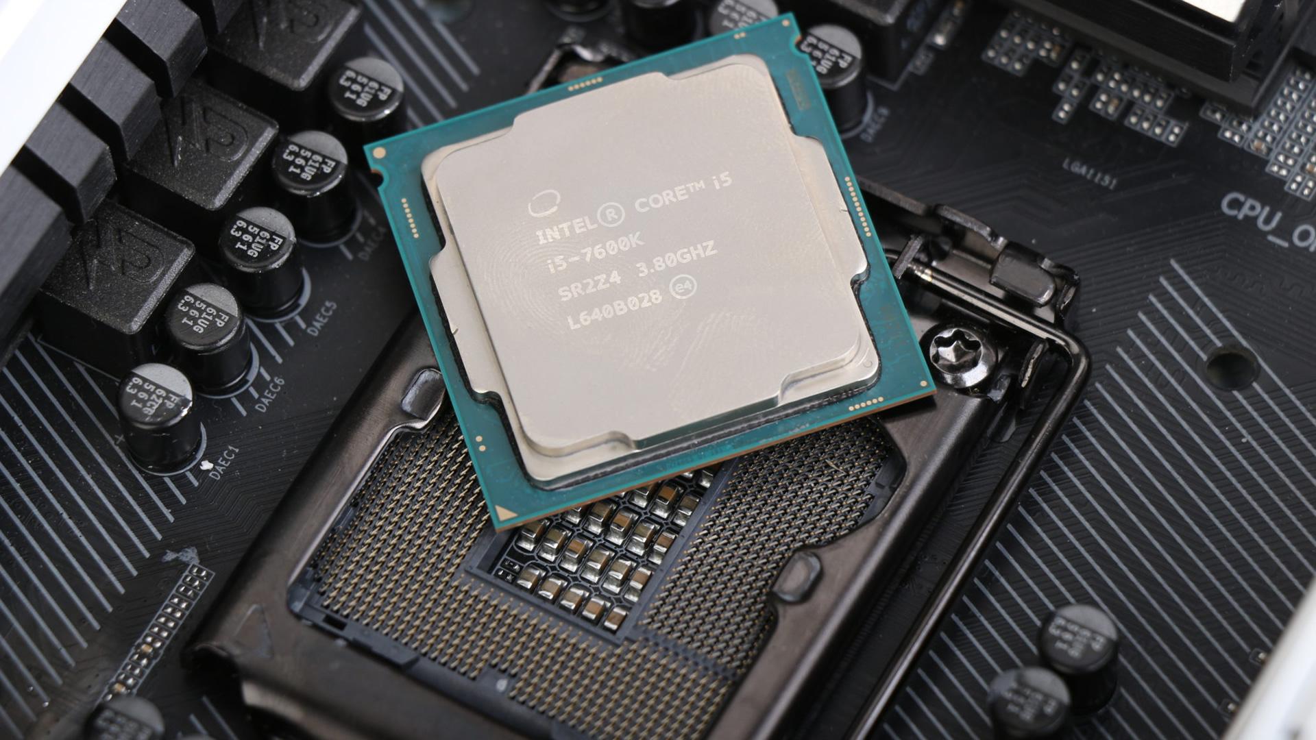 Kaby Lake CPU Test