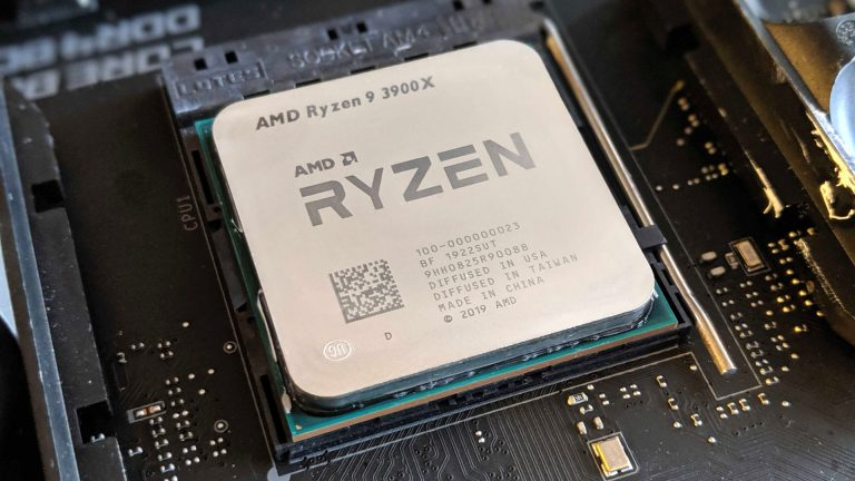 AMD Ryzen Processors