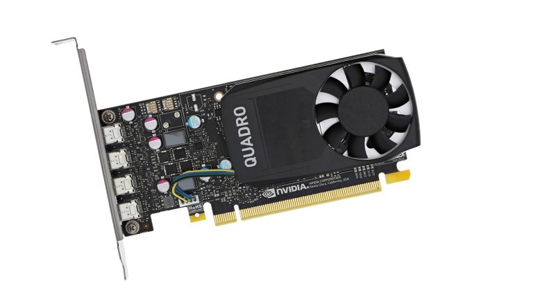 Quadro P620 GPU
